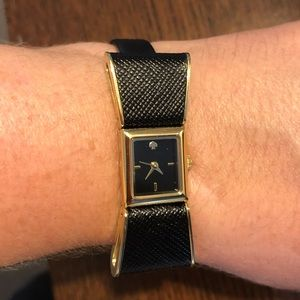 Kate Spade Bow watch. Barely worn. No box